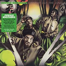 Jungle Brothers - Straight Out The Jungle (VINYL)