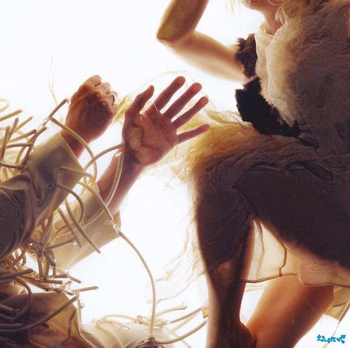 Lump - Animal (LIMITED TURQUOISE WHITE SWIRL VINYL)