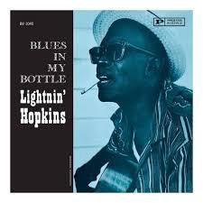 Lightnin' Hopkins - Blues In My Bottle  (VINYL)