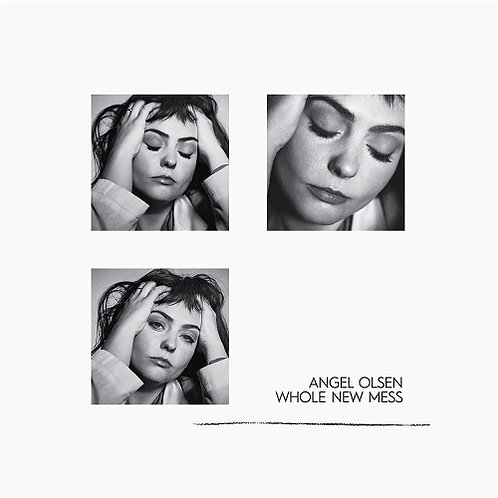Angel Olsen - Whole New Mess  (LIMITED CLEAR SMOKE VINYL)