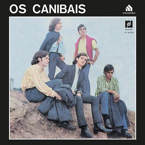 Os Canibais  -  Os Canibais  (VINYL)
