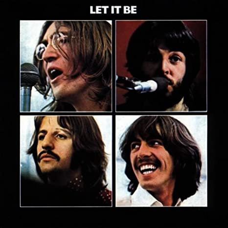 The Beatles - Let It Be  (Remastered Stereo VINYL)