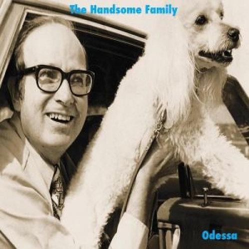 The Handsome Family -  Odessa    (2020 VINYL REISSUE)