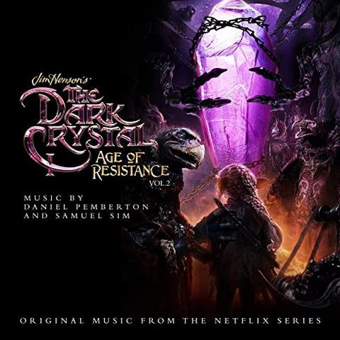 OST - The Dark Crystal: Age Of Resistance (PICTURE DISC)
