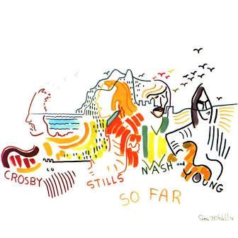 CSNY - So Far (VINYL)