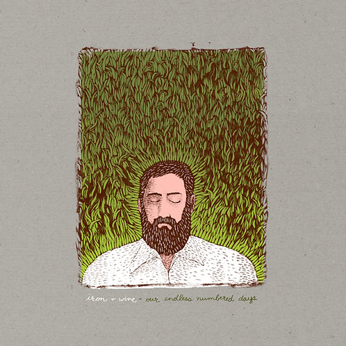 Iron & Wine  - Our Endless Numbered Days (COLOURED VINYL)