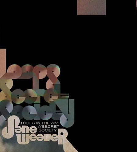 Jane Weaver  - Loops In The Secret Society (2LP VINYL)