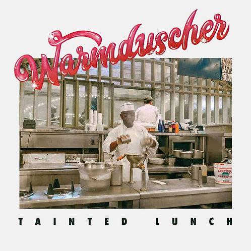 Warmduscher  - Tainted Lunch (LIMITED RED VINYL)