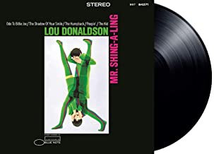 Lou Donaldson - Mr. Shing-A-Ling (VINYL)