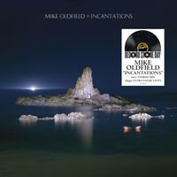 Mike Oldfield - Incantation  (LIMITED CLEAR 2LP VINYL)