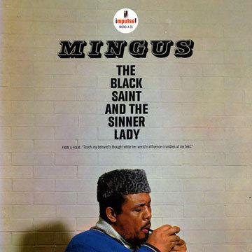 Charles Mingus - The Black Saint And The Sinner Lady  (VINYL)