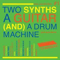 Soul Jazz Records  'Two Synths, A Guitar A Drum Machine… Vol. 1' (2LP)