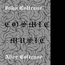 John Coltrane - Cosmic Music  (VINYL )