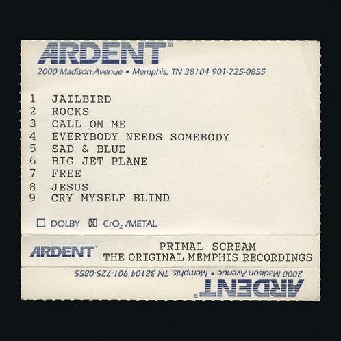 Primal Scream - Original Memphis Recordings  (2LP VINYL)