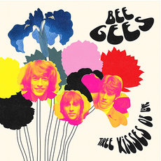 Bee Gees  - Three kisses Of Love (COLOURED LP)
