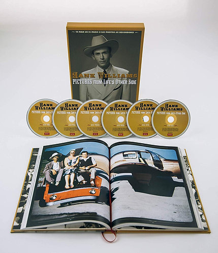 Hank Williams - Pictures From Life's Other Side (6CD BOXSET)
