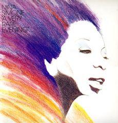 Nina Simone - A Very Rare Evening (VINYL)