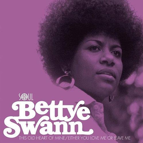 Bettye Swann - This Old Heart of Mine (LT ED  7'' VINYL)