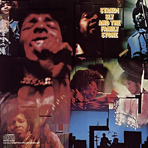 Sly And The Family Stone - Stand!  (VINYL)