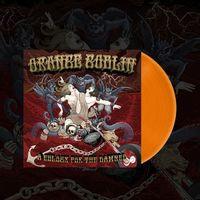 Orange Goblin - Eulogy For The Damned (ORANGE VINYL)