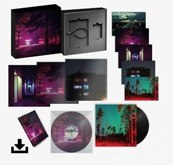 "Doves - The Universal Want (BOX SET + PIC DISC + 12"" + PRINTS + CASSETTE)"