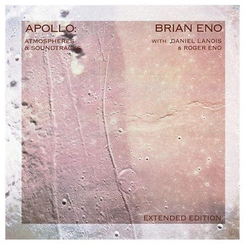 Brian Eno / Daniel Lanois / Roger Eno  - Apollo: Atmospheres & Sound