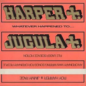 Roy Harper & Jimmy Page  - 1984: Jugular   (VINYL)