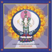 Lama Lobsang Palden & Jim Becker - Compassion (VINYL)