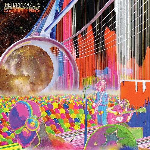 The Flaming Lips - Concert For Peace (RED VINYL)