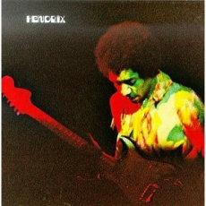 Jimi Hendrix  - Band Of Gypsies  (VINYL)
