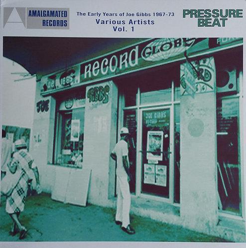 Various Artists - The Early Years Of Joe Gibbs 1967 - 73  (VINYL)