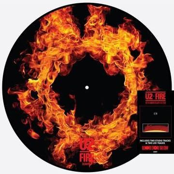 "U2  - Fire (40th Anniversary Edition) (12""PICTURE DISC)"