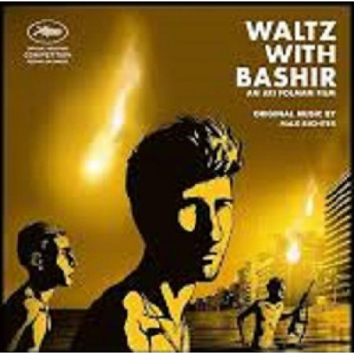 Max Richter  -  Waltz With  Bashir OST  (VINYL)