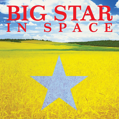 Big Star - In Space  (Translucent Blue Vinyl)