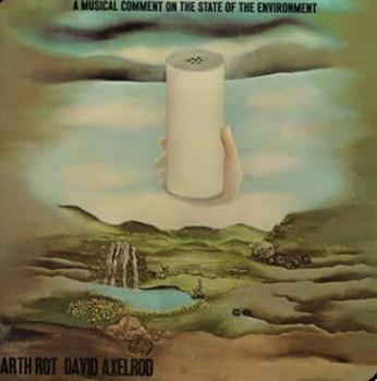 David Axelrod - Earth Rot: Instrumental Version  (VINYL)
