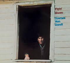 Townes Van Zandt - Flying Shoes  (VINYL)