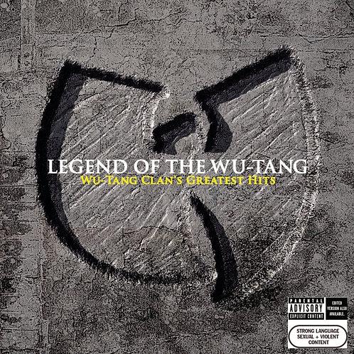 Wu-Tang Clan -legend Of Wu-Tang  (VINYL)