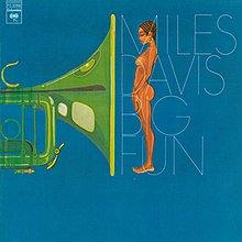 Miles Davis - Big Fun  (2LP VINYL)