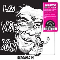 Wasted Youth - Reagan's In (LIME VINYL)