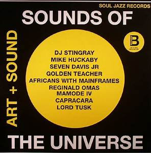 Various Artists - Sounds OF The Universe Record B  (2LP VINYL)