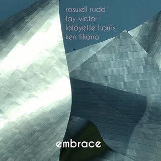 Roswell Rudd / Fay Victor / Lafayette Harris / Ken Filiano  - Embrace  (VINYL)