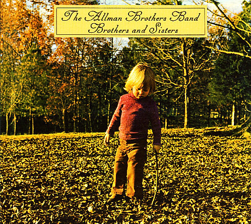 The Allman Brothers Band - Brothers And Sisters (VINYL)