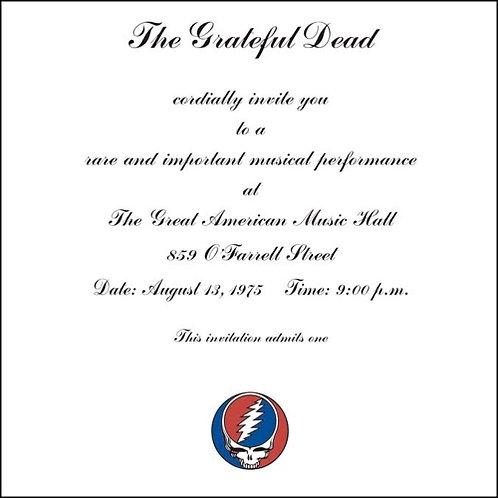 The Grateful Dead - One From The Vault  (3LP VINYL)