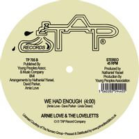 """Arnie Love & The Lovelettes - Invisible Wind (12"""" SINGLE)"""