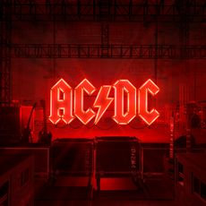 ACDC - PWR UP  (YELLOW VINYL)