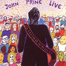 John Prine  -  John Prine Live  (LIMITED YELLOW VINYL)