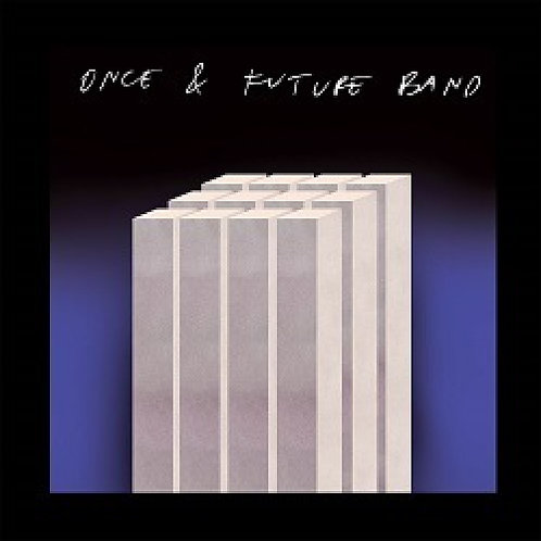 Once And Future Band - Brain  (LIMITED ORION VINYL)