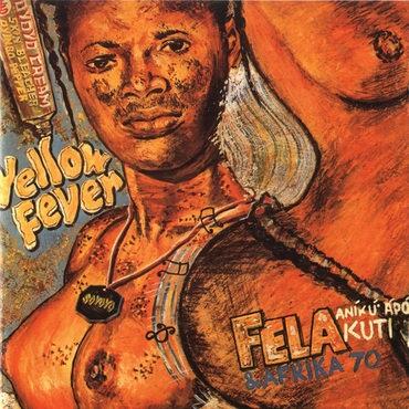 Fela Kuti - Yellow Fever (VINYL)