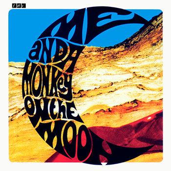 Felt - Me And Monkey On The Moon  (VINYL)