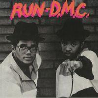 Run DMC - Run-D.M.C  (LIMITED CLEAR VINYL)
